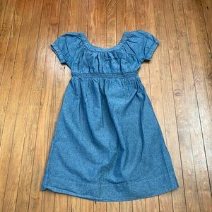 Motherhood Maternity Dress Large